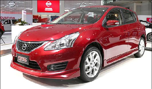 Производство Nissan Tiida в Ижевске запустят в феврале-марте 2015 года