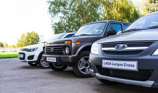 Назвали цены на Lada Kalina Cross и Largus Cross