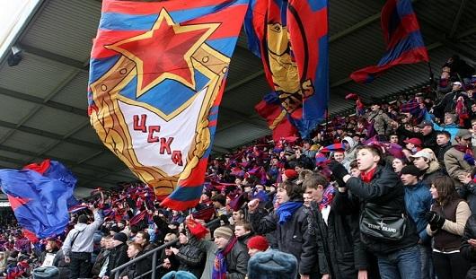 Футболистов ЦСКА на несколько матчей лишили болельщиков