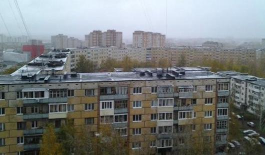 Первый снег и фото в стиле «ню»: чем Ижевску запомнилась эта неделя
