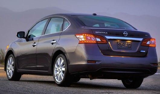 В Ижевске продажа седана Nissan Sentra начнется в начале ноября