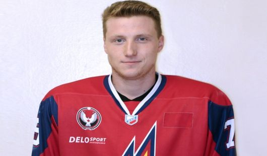 Сталевар Александр Большаков стал лучшим защитником за игровую неделю