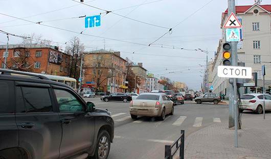 Светофор на перекрестке Ленина и Карла Маркса может снова заработать