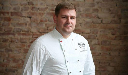 Ресторатор Ижевска Сергей Григорьев: моя кухня похожа на армию, а жарко там, как в аду!