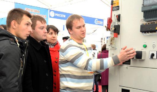 Энергосберегающие решения для производства представлены на специализированной выставке в Ижевске
