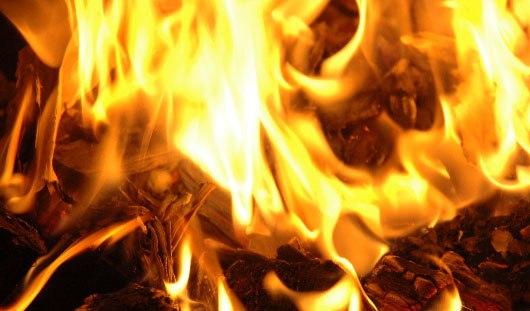 В Удмуртии заживо сгорели четыре человека
