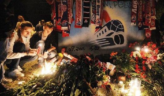 Стали известны причины крушения самолета с хоккеистами ярославского «Локомотива»