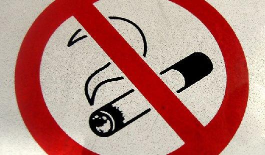 В России могут запретить курить в автомобиле при детях