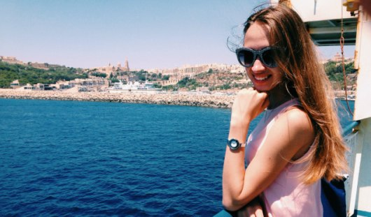 16-летняя школьница из Ижевска выиграла обучение английскому языку на Мальте
