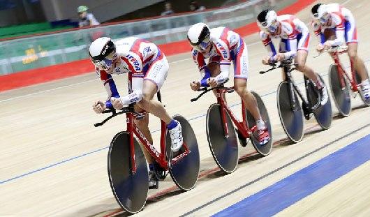 Велосипедисты Удмуртии привезли медали с соревнований, проходивших в Санкт-Петербурге