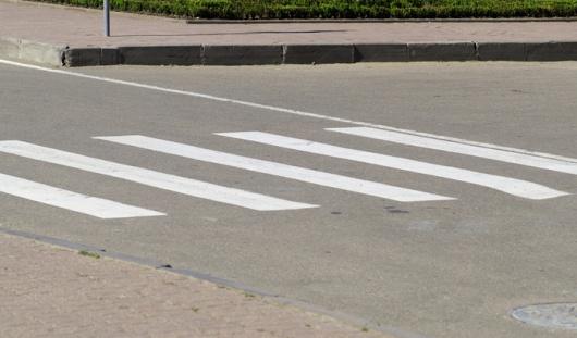 В Ижевске 9-летнюю девочку сбили на пешеходном переходе