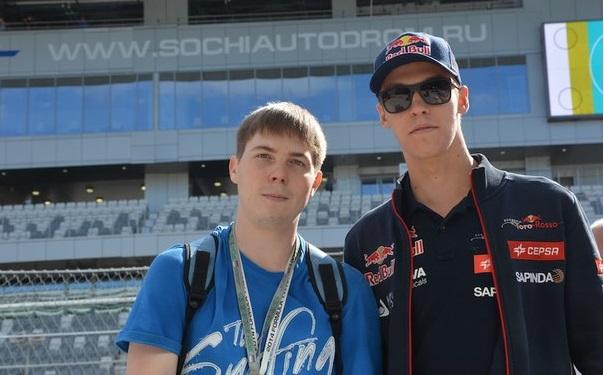 Инженер из Ижевска выиграл встречу с лучшими пилотами Формулы-1