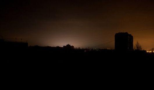 В нескольких районах Ижевска отключили электричество