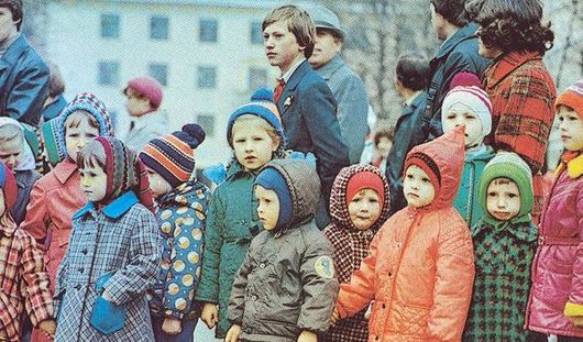 Есть повод: 40 лет назад в Ижевске родился 500-тысячный житель