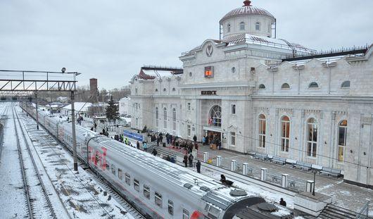 Поезда из Ижевска будут ходить по новому времени с 26 октября