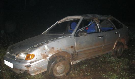 В Удмуртии двое детей пострадали в ДТП