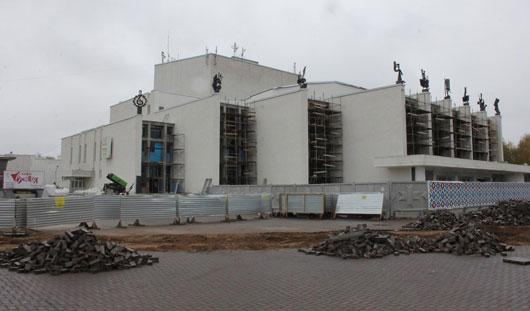 Обновленный ижевский Театр оперы и балета планируют открыть 1 декабря
