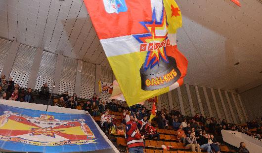 Во втором домашнем матче «Ижсталь» сыграет с карагандинскими хоккеистами
