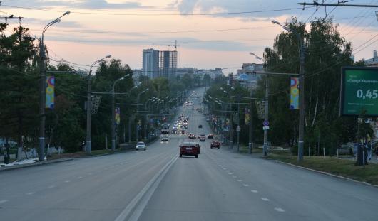 В Ижевске перекроют улицу Пушкинскую от Холмогорова до Сакко и Ванцетти