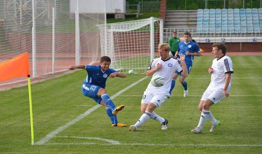 «Зенит-Ижевск»  продолжил беспроигрышную серию матчей
