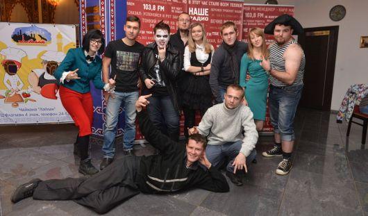 В Ижевске состоялась караоке-битва «НАШЕго Радио»