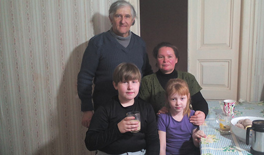 Американец переехал в Удмуртию к жене и двум детям и хочет получить гражданство