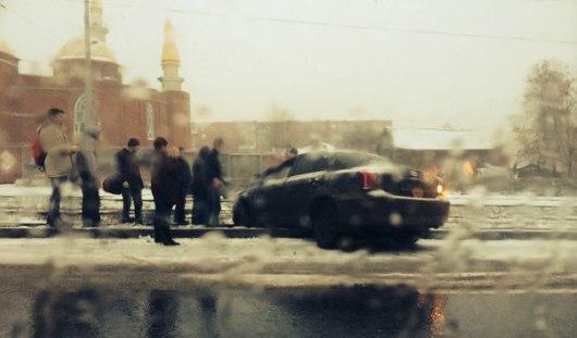 Первый день «жестянщика» в Ижевске: следим за ситуацией на дорогах