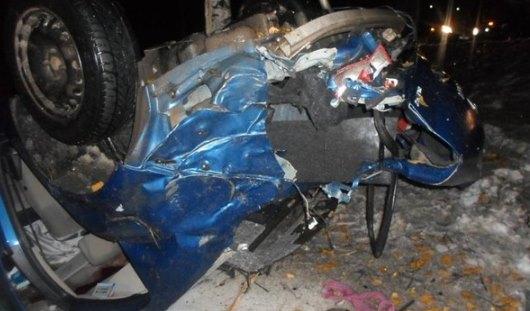 В Удмуртии молодой человек погиб, не справившись с управлением