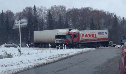В Удмуртии в аварии погибли 3 человека