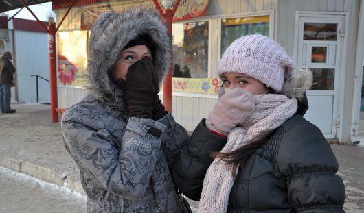 Похолодание до -10 градусов ожидается в Ижевске на этой неделе