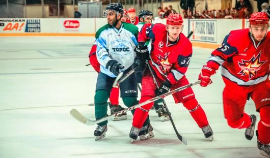 Ижевские хоккеисты дома сыграют с нефтекамским «Торосом»