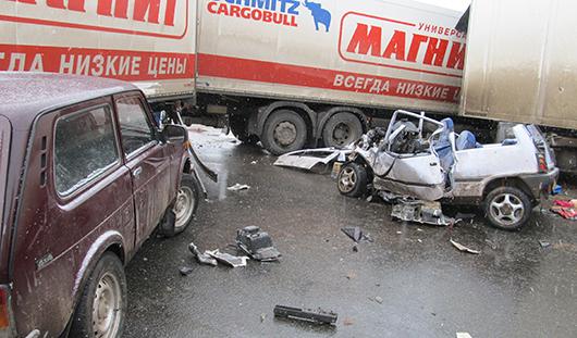 В Удмуртии простились с погибшими в аварии под Можгой