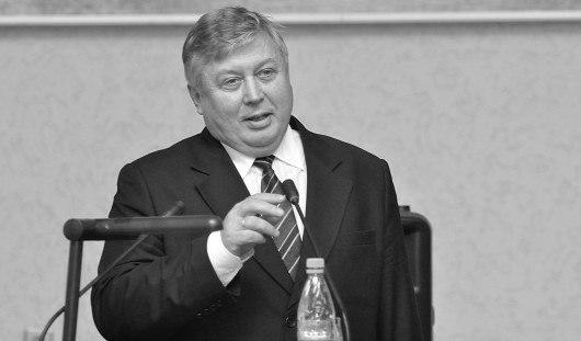 Скончался заместитель председателя Гордумы Ижевска Анатолий Задоянный