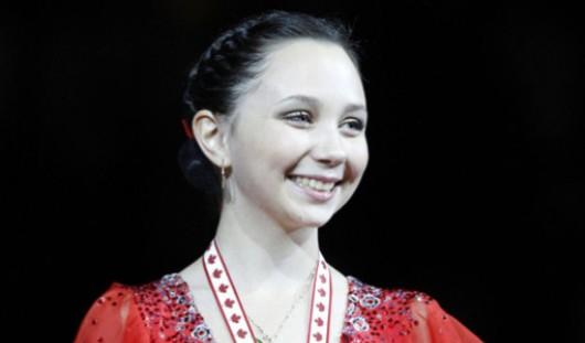 Фигуристка из Удмуртии Елизавета Туктамышева примет участие в серии Гран-при