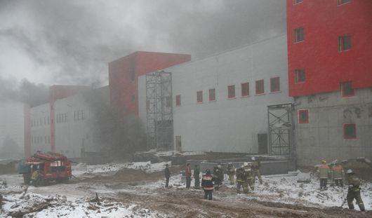 Пожар в «Италмасе» и спасшиеся чудом в ДТП: о чем утром говорят в Ижевске