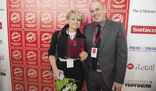 Косметическая продукция Desheli получила награду премии «Инновационный продукт года»