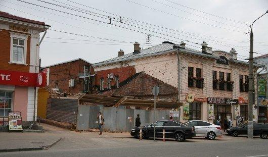 В Ижевске купеческий дом на улице Горького начнут реконструировать в ноябре