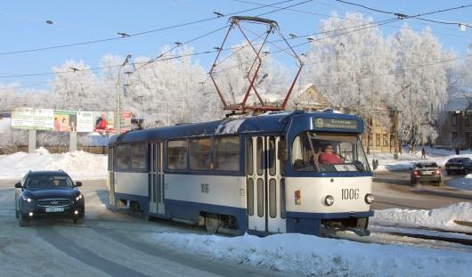 В Ижевске перенесли трамвайную остановку «6-я Подлесная»