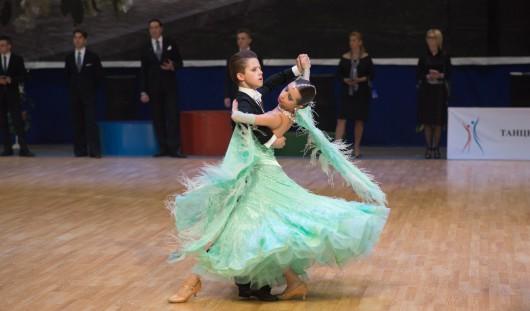 В Ижевске пройдет российский турнир по спортивным бальным танцам