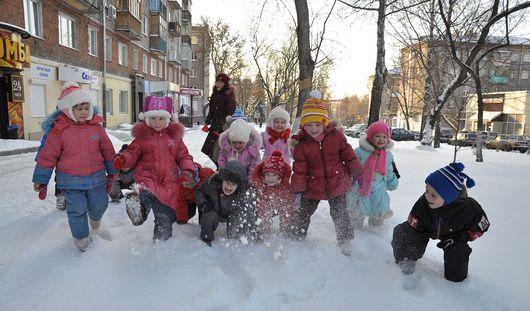 После зимней погоды в Ижевск вернется осень