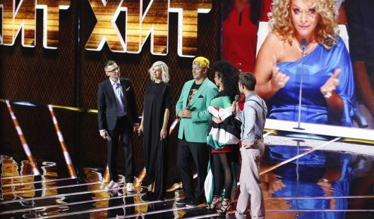 Песню ижевчанки исполнили Потап и Настя на шоу «Хит»