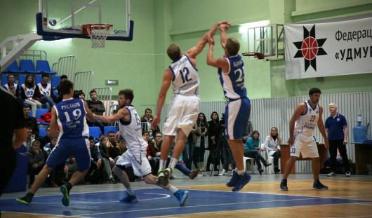 Ижевские баскетболисты примут на своем паркете БК «Иркут»