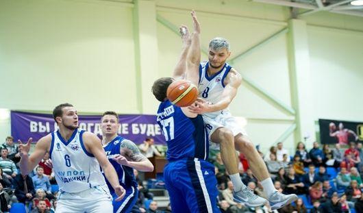 Баскетболисты Ижевска не смогли выиграть у «Иркута»