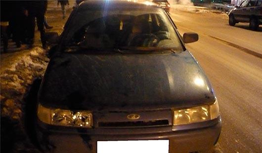 В Ижевске «двенадцатая» сбила школьницу, переходившую дорогу по переходу