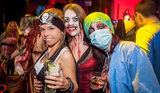 Костюмированное шествие и бал у Князя тьмы: где в Ижевске отметить Хэллоуин