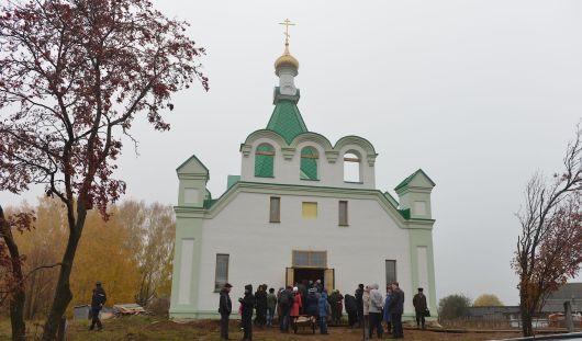 В Удмуртии в церкви в селе Бураново установят колокола