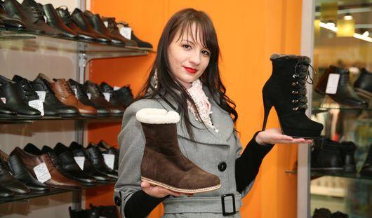 Как ижевчанам выбрать модную, теплую и качественную обувь на зиму