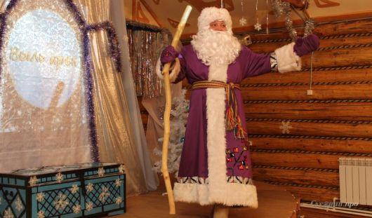 С 15 ноября письма Деду Морозу можно будет оставлять в зоопарке Удмуртии