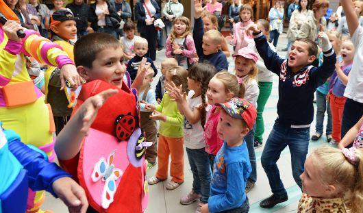 Куда в Ижевске сходить с ребенком в ноябрьские праздники?