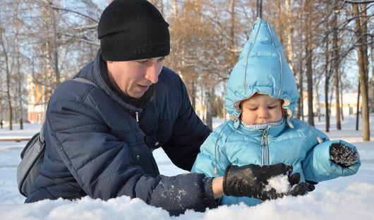 Снега в ноябре в Ижевске не будет?